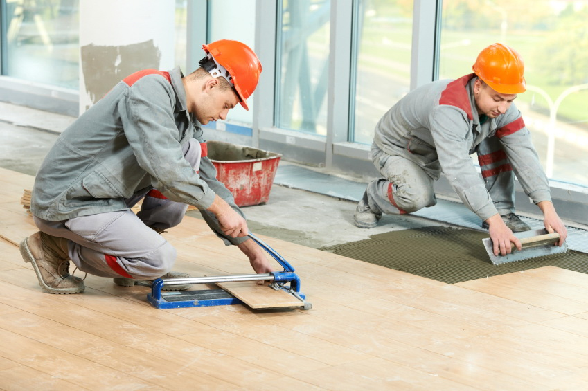 Installing Ceramic Tiling over OSB Subflooring