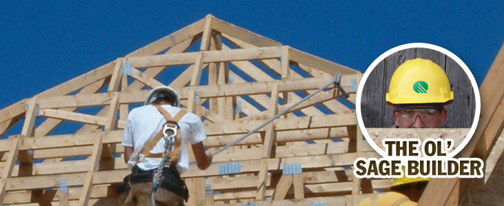 The Ten most Important Fasteners for Installing Roof Sheathing
