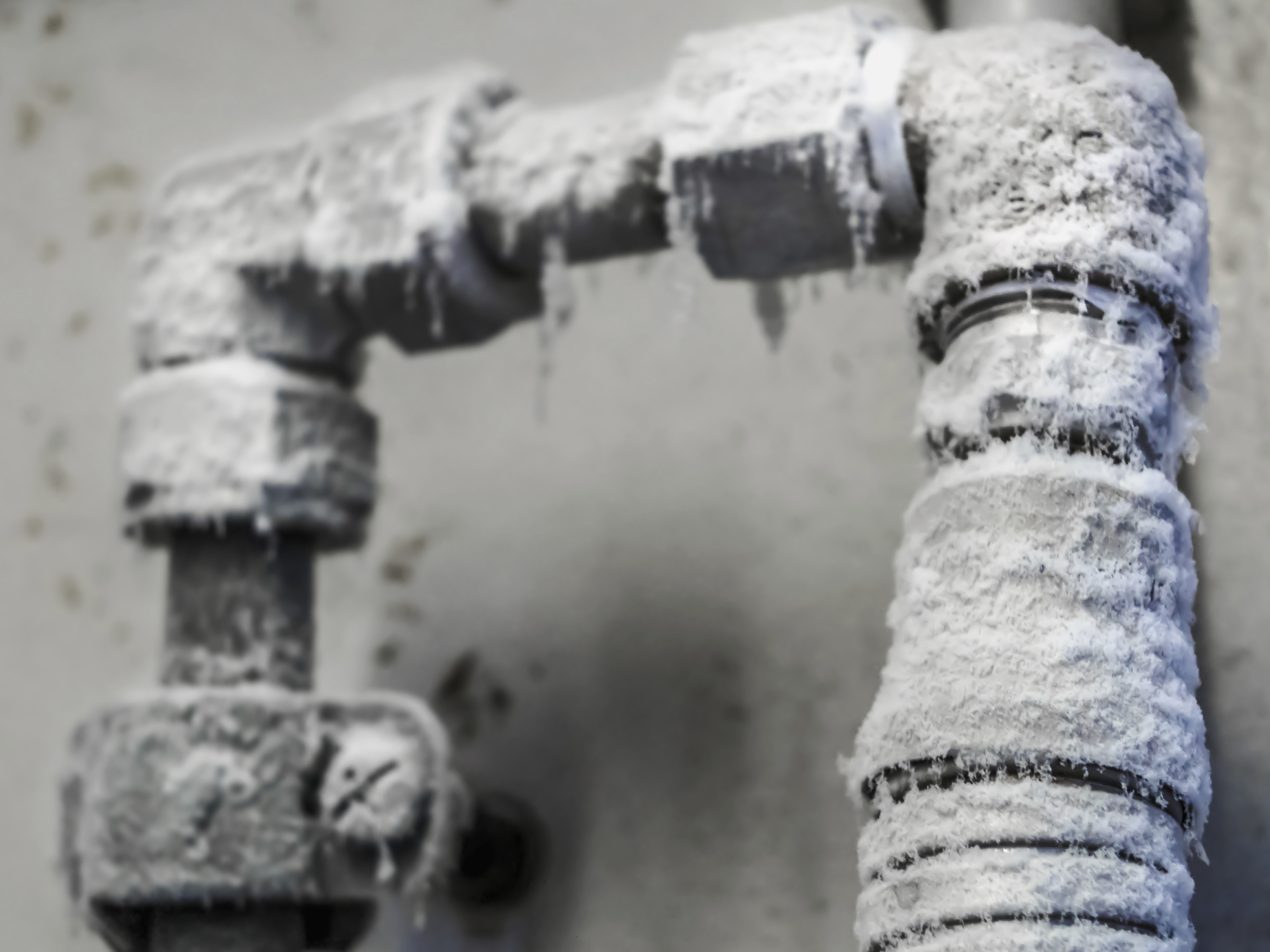 Preventing Frozen Pipes