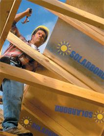 Solarbord Installation